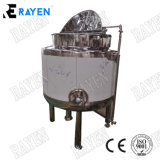ステンレス鋼のジャケット液体の混合タンク電気暖房タンク