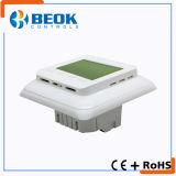 termóstato eléctrico de la calefacción 16A con el termóstato de la calefacción de suelo de la pantalla del LCD