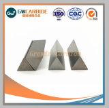 Ferramentas de haste de carboneto de tungsténio não triturada