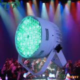 Lumière de PARITÉ de l'éclairage LED 120PCS 3W DEL de lavage