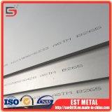 Plaques titaniques de la pente 5eli ASTM F136 pour l'usage médical