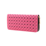 PU 형식 현대 숙녀 형식 클러치 여자 지갑 (MBNO043088)