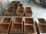 El cuarto de baño de oro rosa de oro de Hardware máquina de recubrimiento vacío