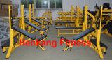 macchina di ginnastica, concentrazione del martello, strumentazione di forma fisica, body-building, memoria olimpica del peso del banco (HS-4012)