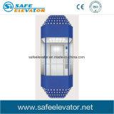 Elevatore/elevatore facenti un giro turistico di osservazione di vetro laminato di Vvvf