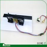 Mini leitor de cartão da listra Msr009 magnética 3mm Maghead (3*3*11.8mm), leitor de cartão do crédito