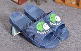 Sandalias planas de la última del diseño del deslizador de la playa de la venta al por mayor de la sandalia de la playa de las mujeres mujer de la jalea