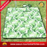 Coperta impermeabile su ordinazione di picnic con il marchio