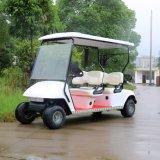 4人の乗客のホテルおよびゴルフコースのための電気ゴルフカート
