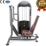 O equipamento de esportes da máquina do exercício do equipamento da ginástica da aptidão assentou a imprensa do pé