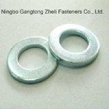 높은 경도 탄소 강철 ASTM F436 편평한 세탁기
