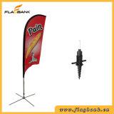Bandierina del Bali della bandiera della visualizzazione della bandierina di stampa di Digitahi della vetroresina di promozione di evento