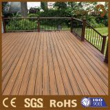 WPC Material Building with Coextrusion Composite Decking