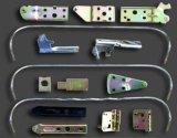 Qualitäts-maschinell bearbeitengalvanisierenfarben-Zink-Blech-Teil