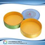 Regalo/alimento/joyería de lujo/rectángulo de empaquetado de papel cosmético con la cubierta suave
