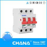 Interruptor excelente 3p 25-100A da isolação da qualidade do isolador elétrico