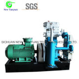 Pequeño compresor de poco ruido del gas natural CNG de la vibración