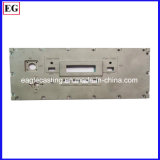 Le parti della tastiera per l'elevatore di alluminio lavorare di pressofusione