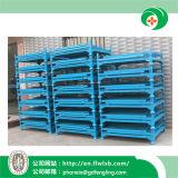 Настраиваемые складной стальной контейнер для склада с маркировкой CE