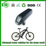 Batteria di litio elettrica personalizzata ricaricabile della bici Downtube-1 di fabbricazione 36V 15ah della Cina per il E-Motorino