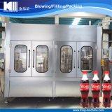 Обрабатывать полноавтоматического напитка SUS 304 Carbonated заполняя делающ машину