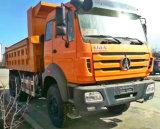 Kipwagen van de Vrachtwagen van Beiben de Op zwaar werk berekende 6X4 de Vrachtwagen van de Stortplaats van 30 Ton