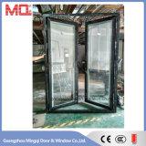 Aluminiumrahmen-Glastüren Windows hergestellt in China