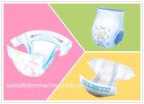 Máquina descartável ultra-ajustável de fraldas de bebê Máquina de fraldas de bebê para pampers de forma de T