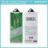 Multifuncional 3 en 1 carga rápida Cable USB para iPhone6 ​​6s 7 / Samsung / de la tableta