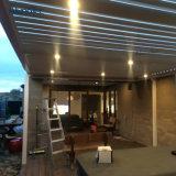 알루미늄 미늘창 시스템 Pergola 지붕 덮개