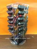 Fabricante de acrílico superventas de Shenzhen de la visualización del perfume