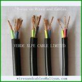 kupferner Draht 3core flexibles Belüftung-Kabel