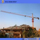 Chinese 10 Tonnen-Turmkran des Baugerät-Herstellers