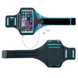防水Lycraのスポーツの腕章のネオプレンの腕章の携帯電話の箱