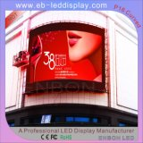 Creative P10 LED Curvo Exterior (Outdoor sistema Linsn Digital)