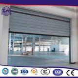 Deur van de Garage van het Blind van de Rol van de Legering van het aluminium de Automatische