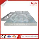 Панель будочки брызга Approved европейского типа Ce поставкы фабрики Guangli профессиональная