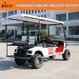 強力なRxv Ezgoの電気6人の乗客のゴルフカート、観光のゴルフカート、販売のための安いゴルフカート