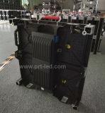 Panneau d'affichage LED à accès frontal magnétique 500X500mm pour la location extérieure / intérieure (P3.91, P4.81, P5.95)