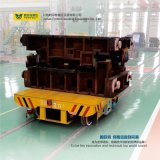 중국 화물 수송 전기 편평한 트레일러
