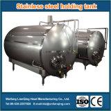 Réservoir de stockage en acier inoxydable à chauffage électrique, réservoir de stockage en acier inoxydable