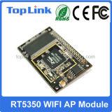 Модуль маршрутизатора Ralink Rt5350 WiFi низкой стоимости Top-Ap01 врезанный для камеры IP