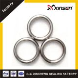 Ss304, Ss316, weiches Eisen, F5, Ss316L Oval, achteckige Ring-Verbindungs-Dichtung Rtj