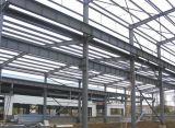 Het Project van de Structuur van het Staal van de bouw/prefabriceerde de Lichte Structuur van het Staal