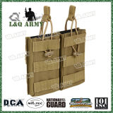Coyote OEM Molle Open-Top doble M4/M16 Pistola Mag Pouch