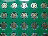 2 Layer PCB de ouro de imersão de 1,6mm de espessura da placa de circuito impresso