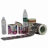 Autoadesivo autoadesivo del contrassegno di alta qualità stampato commercio all'ingrosso per il pacchetto dello sciampo