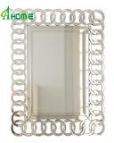 Espejos baratos de la pared de la dimensión de una variable del espejo del rectángulo de la venta al por mayor del espejo de Frameless