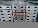 Fábrica de máquina comercial da soldadura do suporte do laço da parede do andaime dos materiais de construção