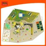Weiche Innenspielwaren-Plastikkugel mit Trampoline-Bett 6622b